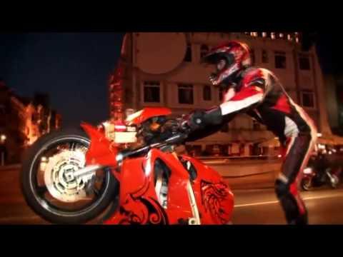 ślub motocyklisty.