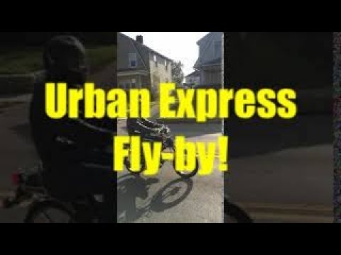 Honda Urban Express Fly By 2