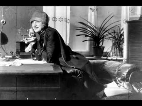 Hanka Ordonówna - Pieśń sentymentalna, 1932