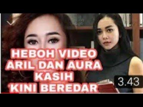 VIRAL... VIDEO ARIL VS AURA KASIH YANG DULU HEBOH KINI BEREDAR KEMBALI