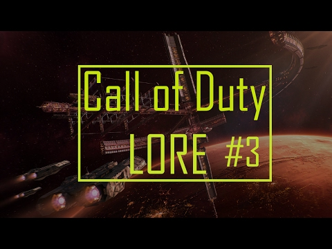 Call of Duty IW Lore: The Solar War #3
