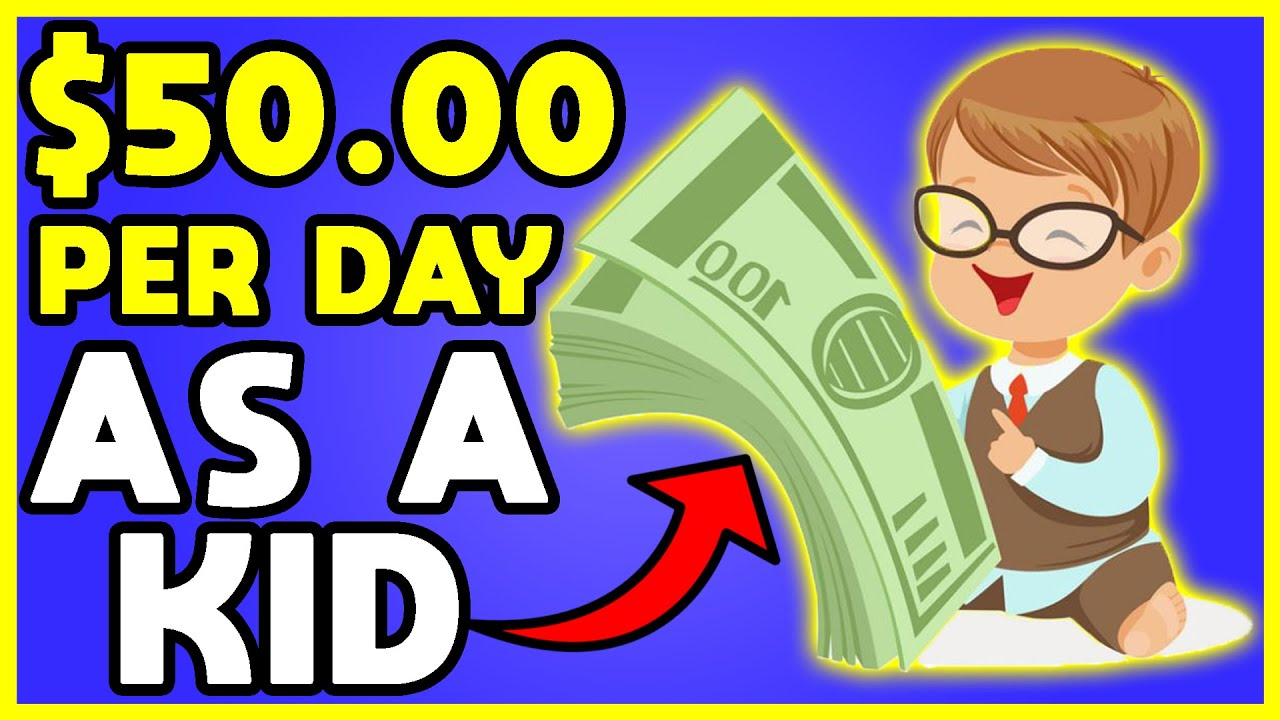 How To Make Money Online As a Kid/Teenager in 2020 [NEW]