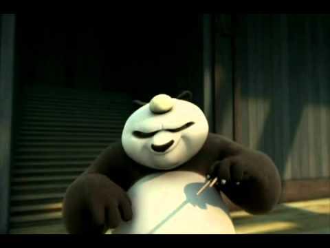 Kung Fu Panda-Legends Of Awesomeness Theme Reverse - YouTube