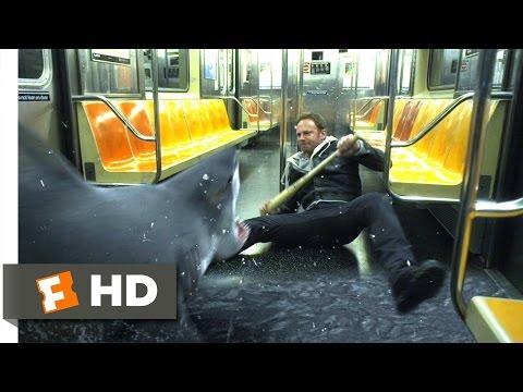Sharknado 2: The Second One 410 Movie   Subway Sharks 2014 HD