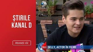 Stirile Kanal D (13.10.2019) - Selly, actor in filme! La ce proiecte lucreaza? Editie de pranz
