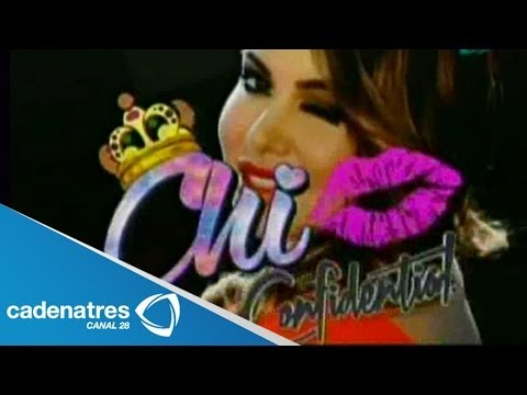 Chiquis Rivera estrena reality show en internet  / Chiquis Rivera reality show premieres online