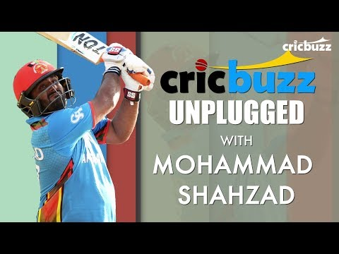 MS Dhoni has been a constant support to me - Mohammad Shahzad