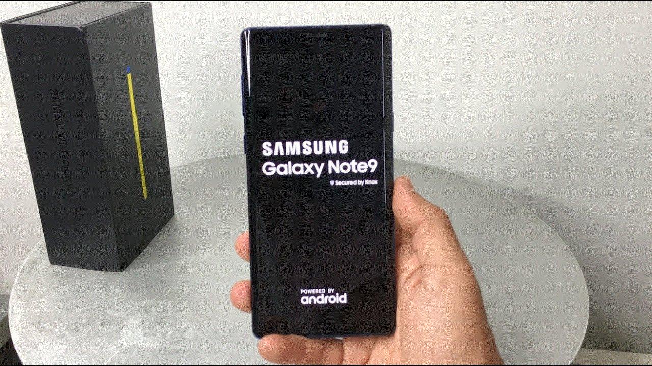 """Résultat de recherche d'images pour """"Galaxy note 9 boot screen"""""""