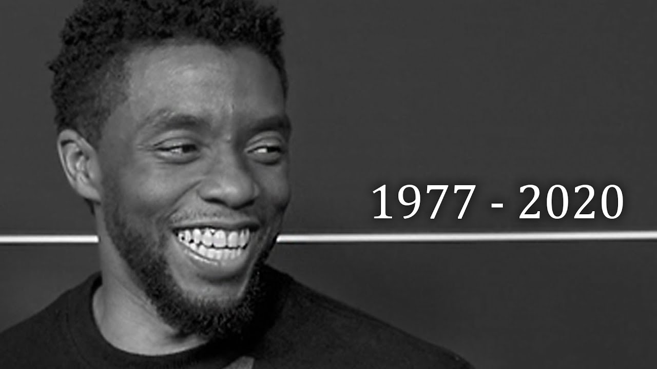Chadwick Boseman 'Black Panther' Actor Dead At 43 From Colon Cancer
