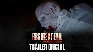 Resident Evil: Bienvenidos a Raccoon City l Tráiler Oficial