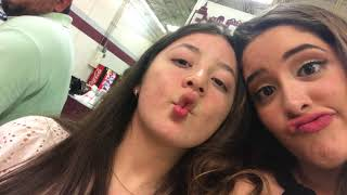 grocery store vlog w/ ana and ale