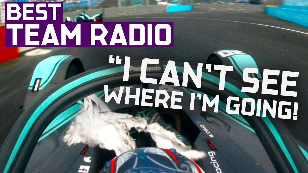 Best Team Radio | 2019 FWD Sanya E-Prix | ABB FIA Formula E Championship