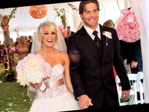 Carrie Underwood's Wedding Day
