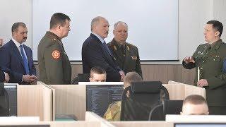 Лукашенко: Нам не нужна эта бойня, особенно вокруг Договора о ракетах средней и меньшей дальности
