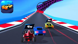 RACE MASTER 3D 🚗🚔🚕 Gameplay All Levels Walkthrough iOS, Android New Game Max Level Mobile Game Pro screenshot 3