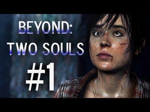 Super Best Friends Play Beyond Two Souls (Part 1)
