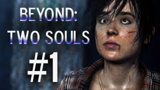 Super Best Friends Play Beyond Two Souls (Part 1)