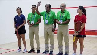 LIVE: 30th SEA Games 2019 Squash Men's & Women's Singles Final (3 December 2019)