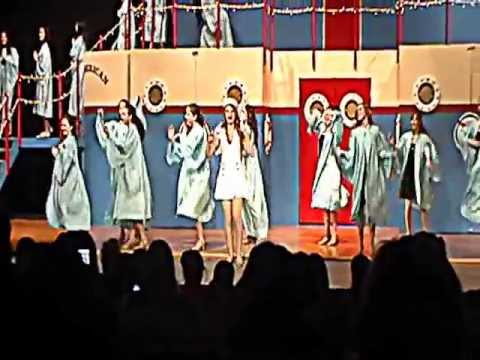 Tamanend Middle School (Anything Goes) Heaven Hop 2013 - YouTube