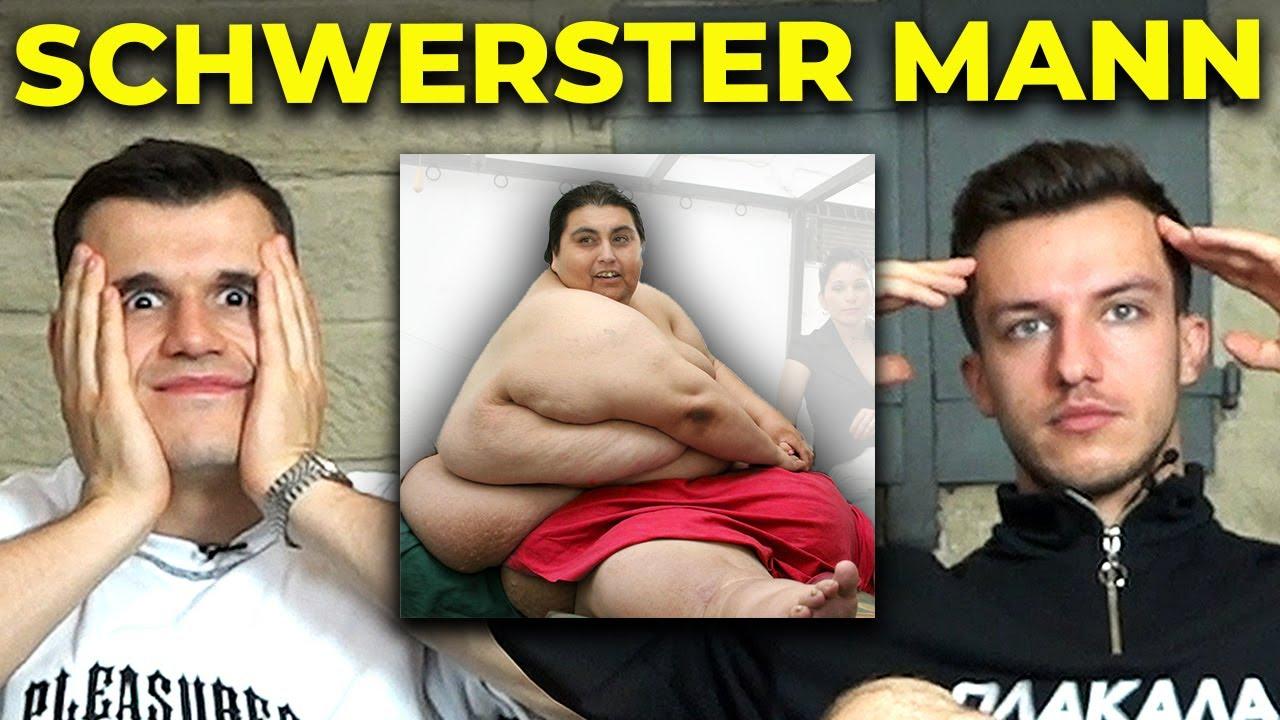 Wie viel KG wiegt der schwerste Mensch der Welt? FITNESS QUIZ gegen Vincent