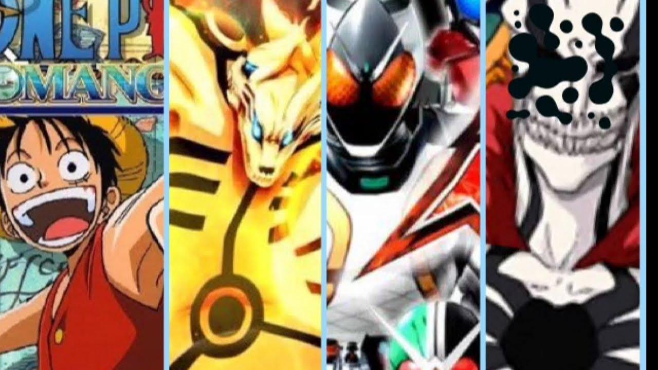 [PPSSPP] Top 4 Game Anime  Đối Kháng Cực Hay Có Link Download