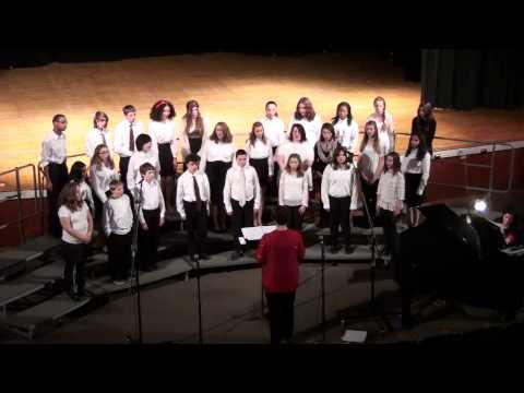 Home - Greece Olympia Middle School Choir, Winter 2013