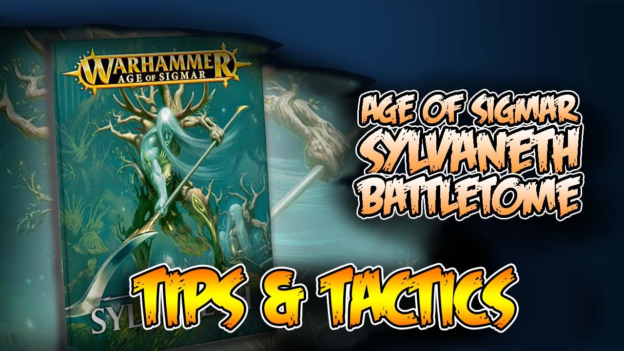 Sylvaneth Battletome Tips & Tricks Age of Sigmar
