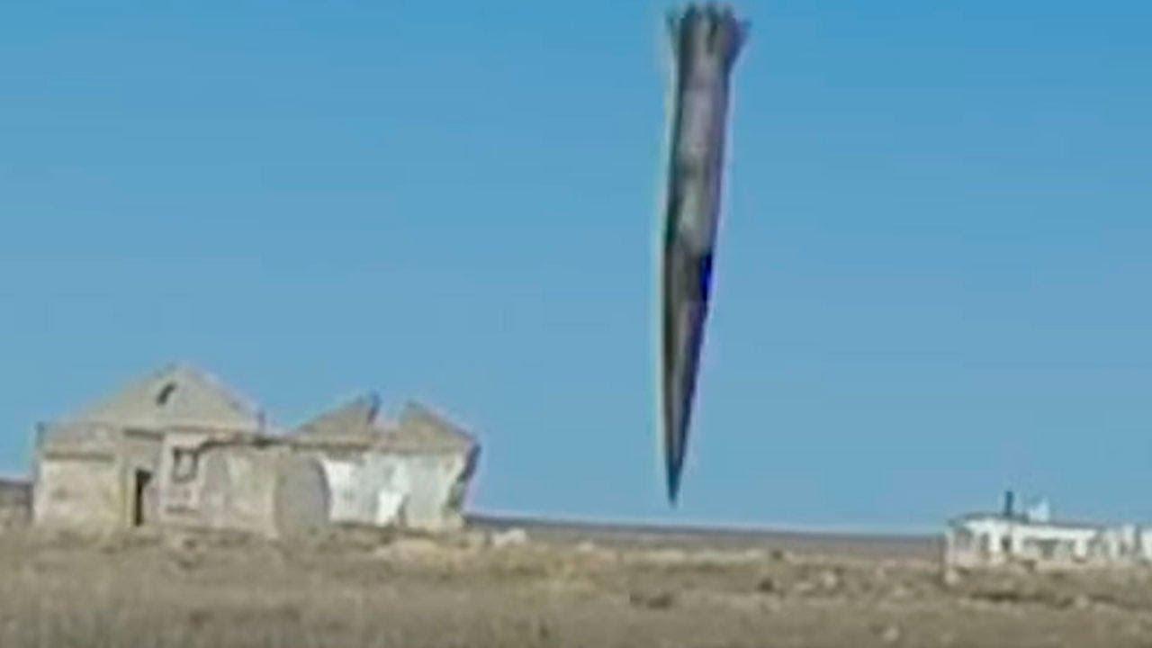 Уникални кадри, изстрелване на ракети по време на учения на полигона Сари Шаган в Казахстан!