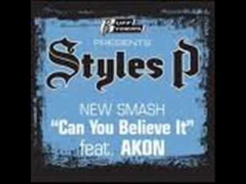 Akon - Locked Up ft. Styles P