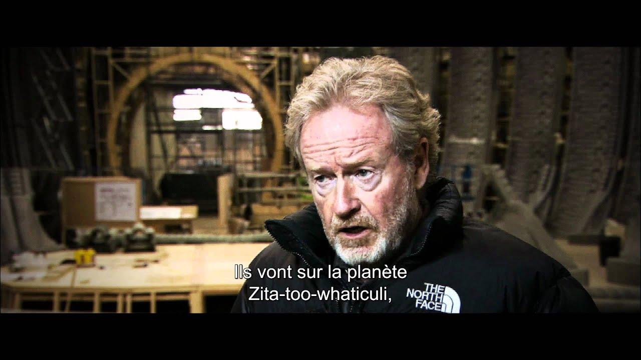 Prometheus- Les Origines VOST HD