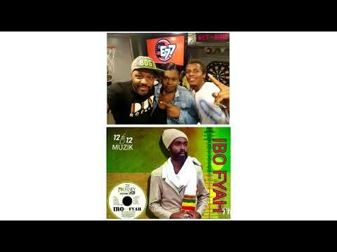 Ibo Fyah - Live Telephone Interview on B87.7fm Radio (Audio) Oct.2017