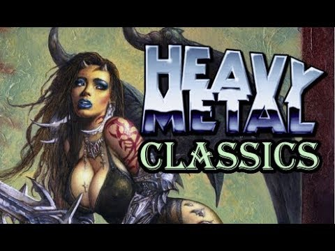 Heavy Metal Best of Mix 2019