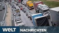 WELT NEWS IM STREAM: Ab in den Corona-Urlaub - Deutschland setzt sich in Bewegung