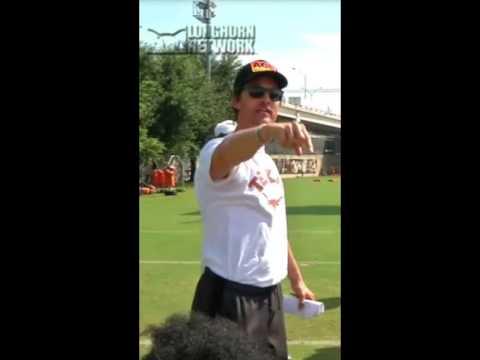Matthew McConaughey Texas football speech 2016