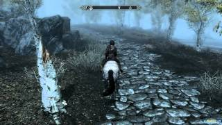 How to get from Riften to Fort Dawnguard