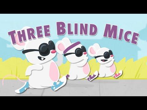 Three Blind Mice - Munchkin Music