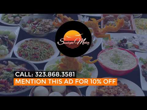 Video production services in Los Angeles by Sunlight Media, LLC