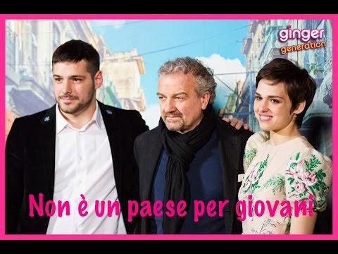 Non è un Paese per giovani - Intervista al cast ed al regista Giovanni Veronesi