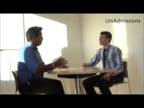 Medical School Interview: Strong Applicant