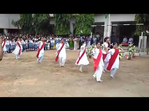 MAHALANDI G C HIGH SCHOOL 15th AG.....PROGRAM