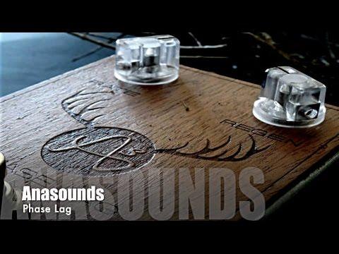 Anasounds Phase Lag