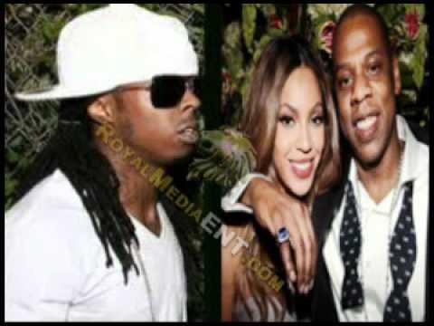 Lil Wayne Diss Jay-Z Beyonce 2011 Carter 4 Shot Fired Beef