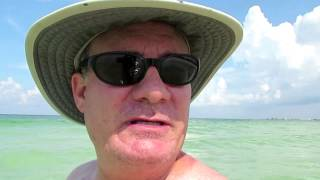 Water Clarity on St. Pete Beach (PassaGrille)