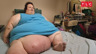 A Childhood Of Weight-Watching Has Led To An Obese Adulthood For This Woman