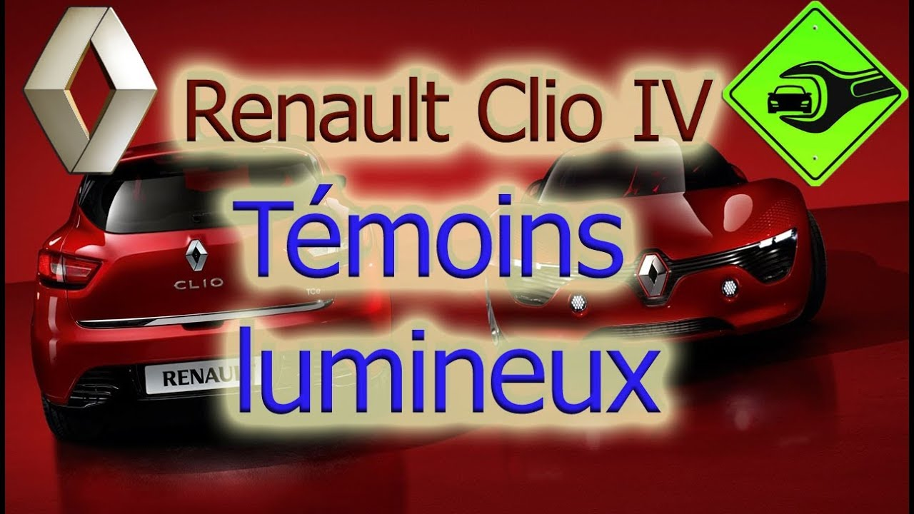 renault clio 4 t moins lumineux youtube. Black Bedroom Furniture Sets. Home Design Ideas