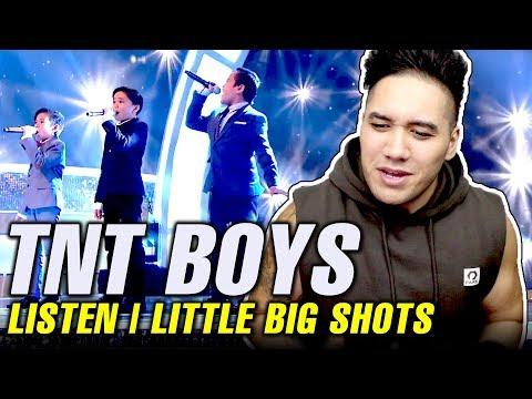 TNT Boys Sing Beyonce's Listen | Little Big Shots REACTION!!!