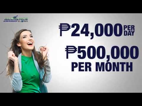 AIM GLOBAL Marketing Plan tagalog