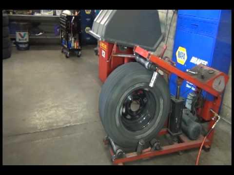 tire truing andor tire shaving youtube