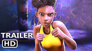 MASTER Official Trailer (2021) Superhero, Animation Movie HD