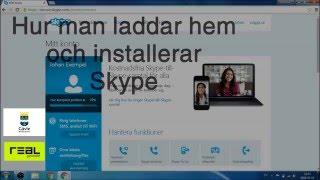 Skype installation